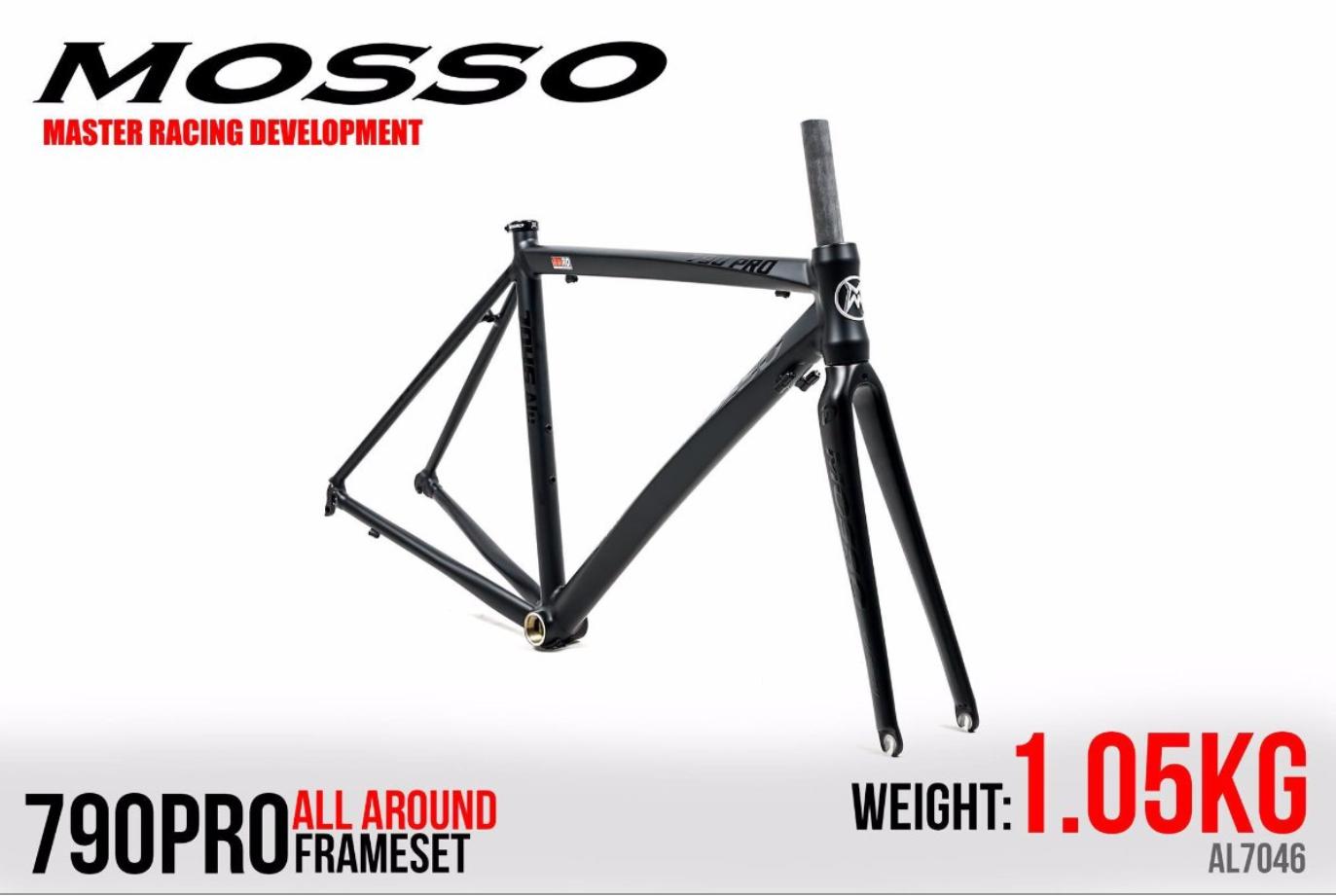 จักรยาน Mosso