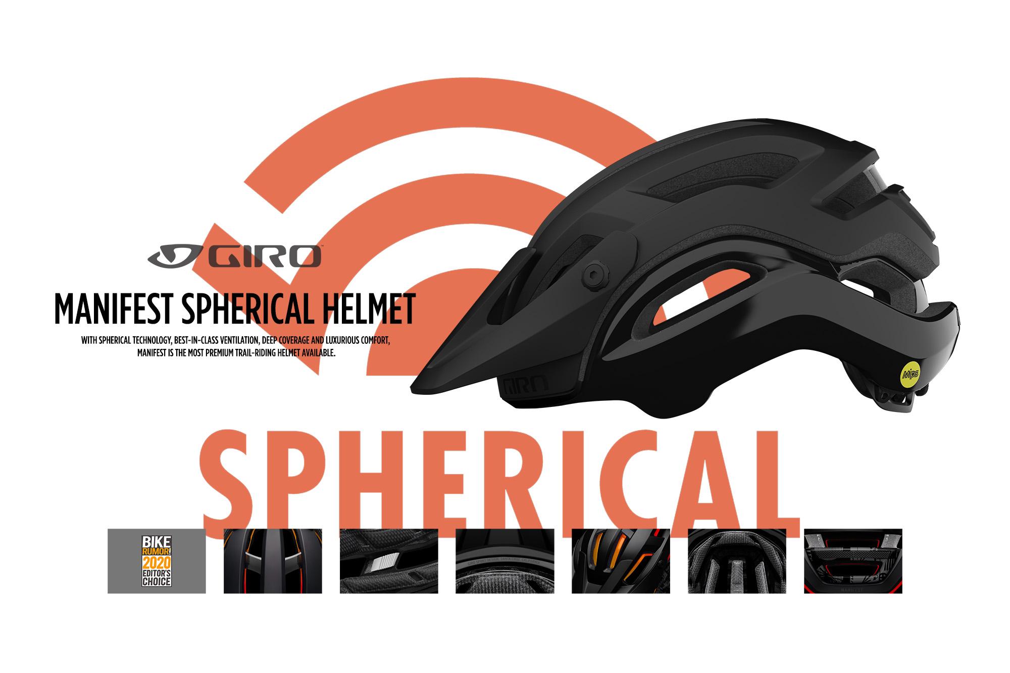 GIRO - MANIFEST™ Spherical Helmet