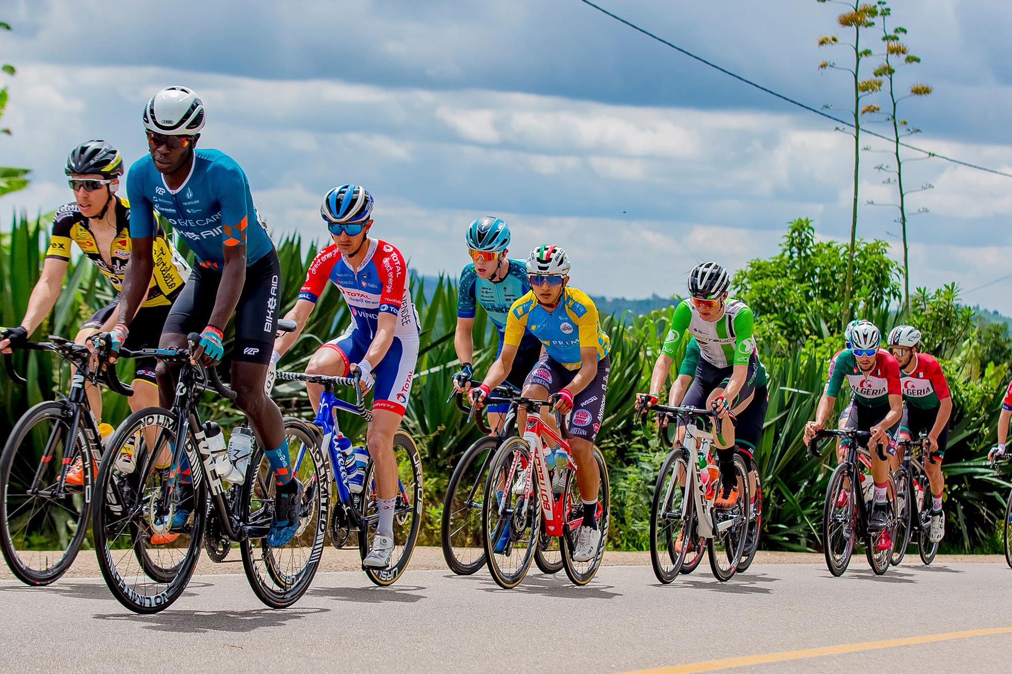 สเตจ 8 จบการแข่งขันลงในวันนี้ ของ Tour of Rwanda