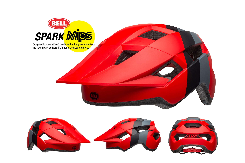 ล๊อตใหม่.. มาแล้ว หมวกจักรยาน BELL รุ่น Spark MIPS