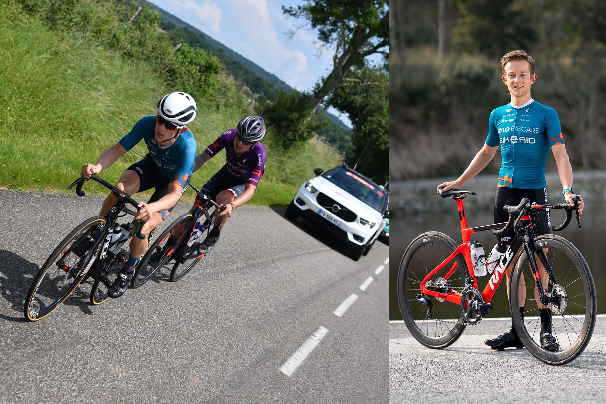 บทสรุปของสเตจ 2 รายการ La Route d'Occitanie Route d'Occitanie - UCI Europe Tour 2021 (2.1)
