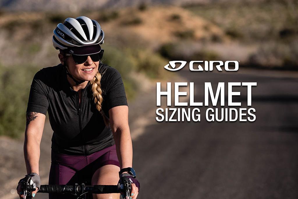 Giro | Helmet sizing guides