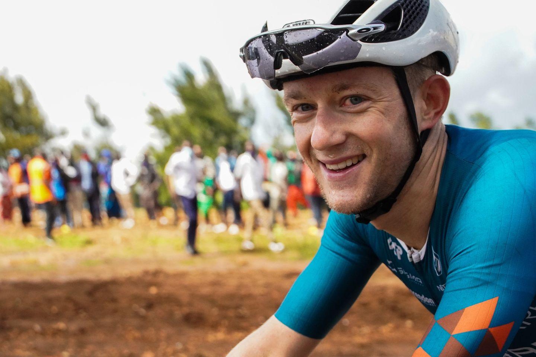Adne Van Engelen จบที่ 3 ในช่วงที่ 6 ของ Tour du Rwanda !