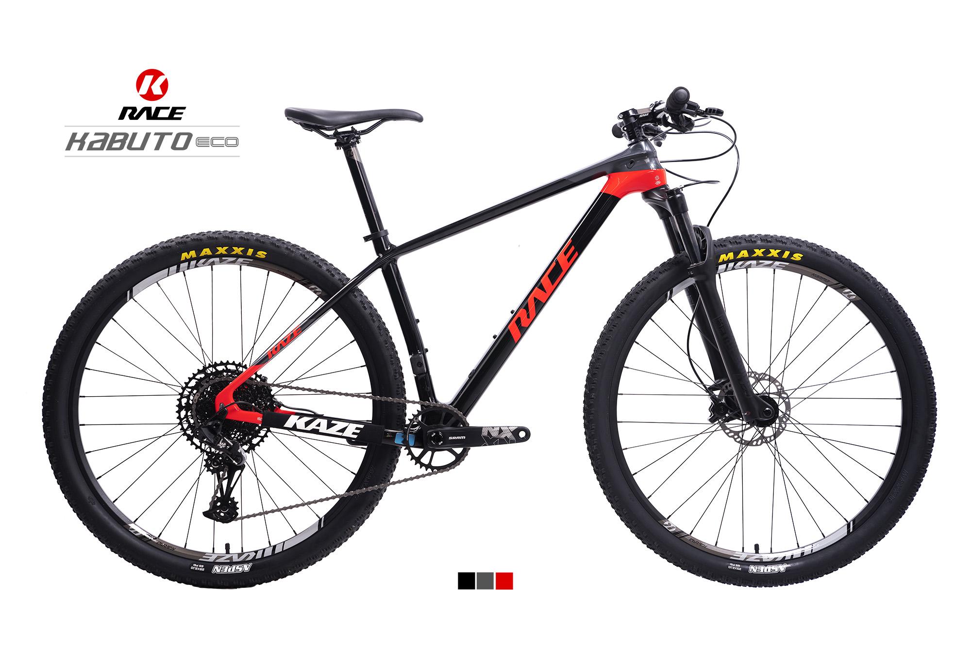 KAZE RACE - KABUTO 29er ECO (Economic Version)