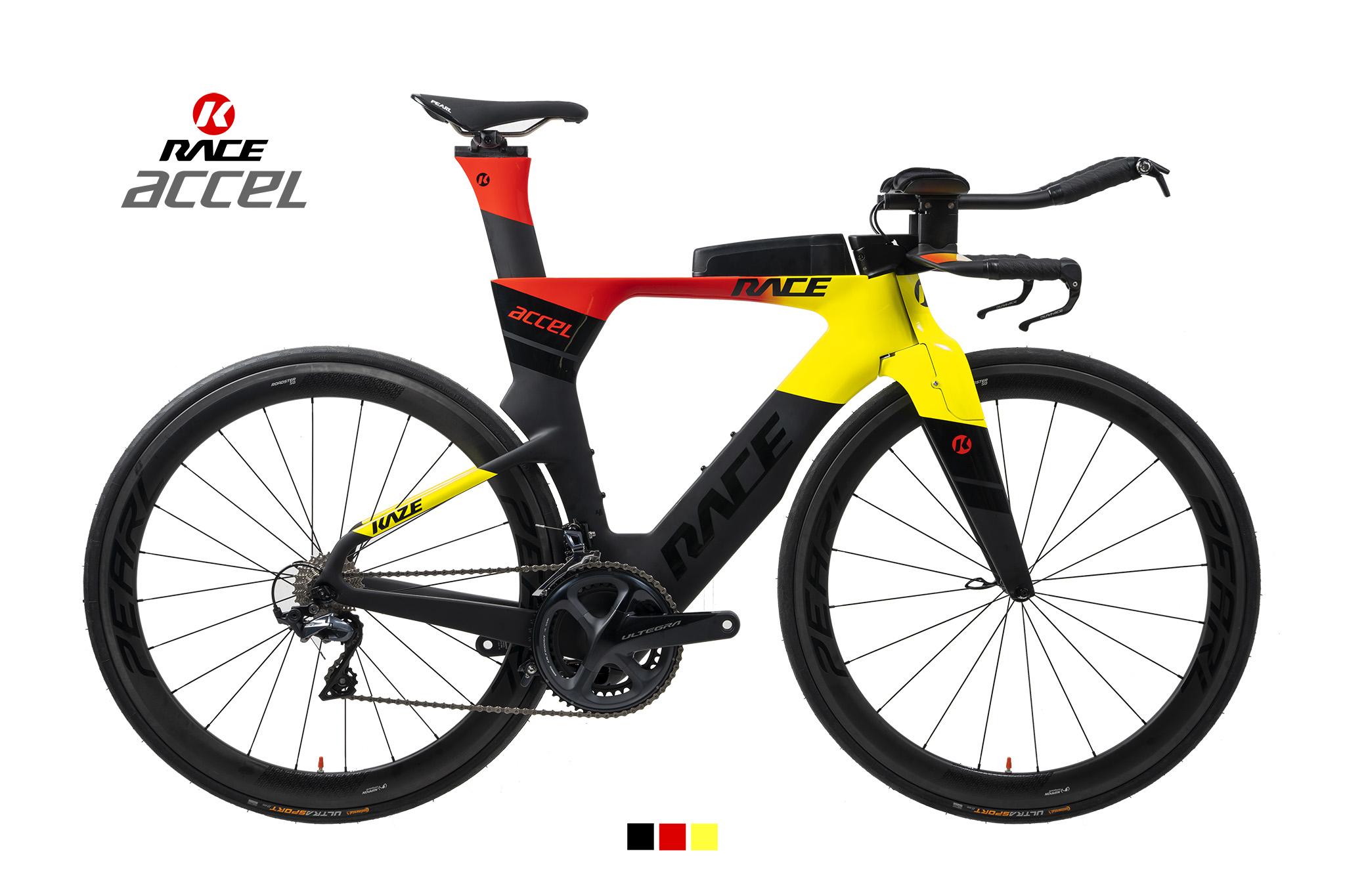 KAZE RACE | Accel - Time Trial / Triathlon Bike