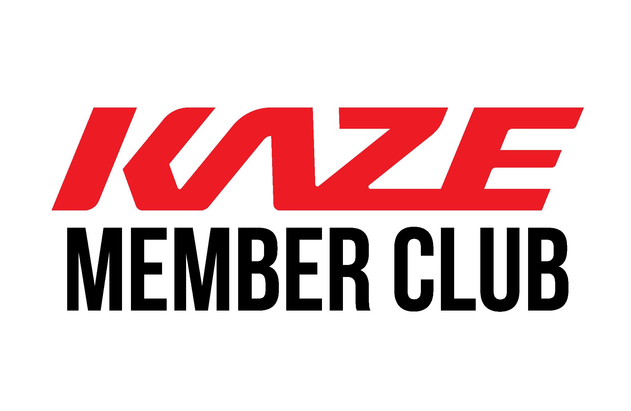 วิธีการสมัครสมาชิก Kaze Club