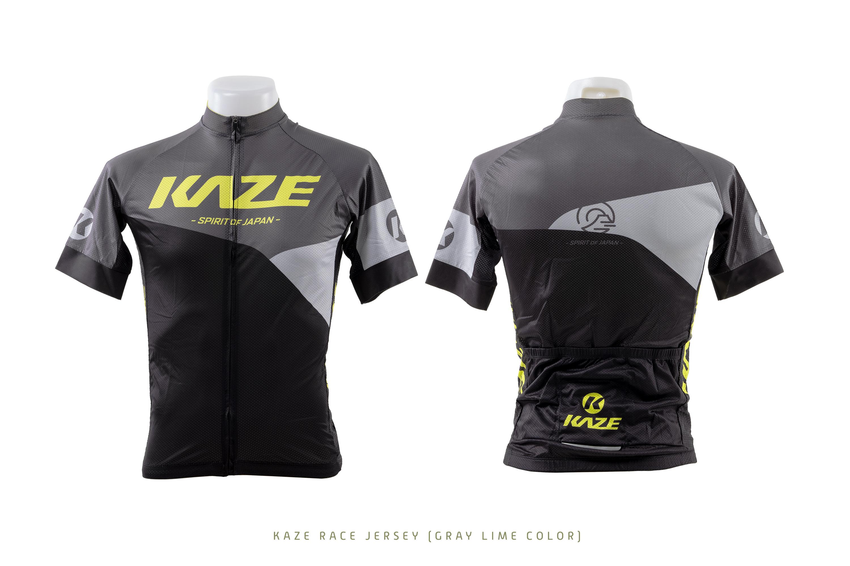 KAZE JERSEY KAZE Spirit of Japan (Technical Jersey)