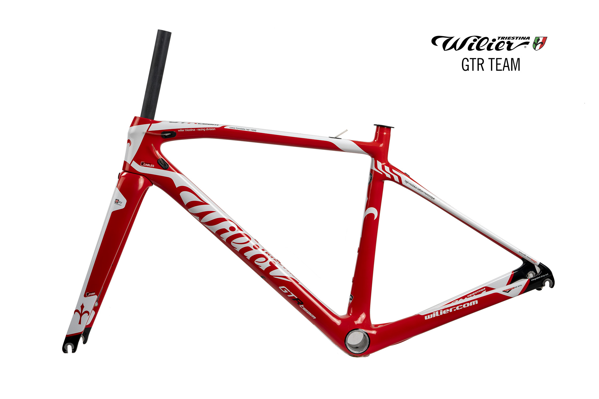 WILIER | GTR TEAM Carbon Road Frameset