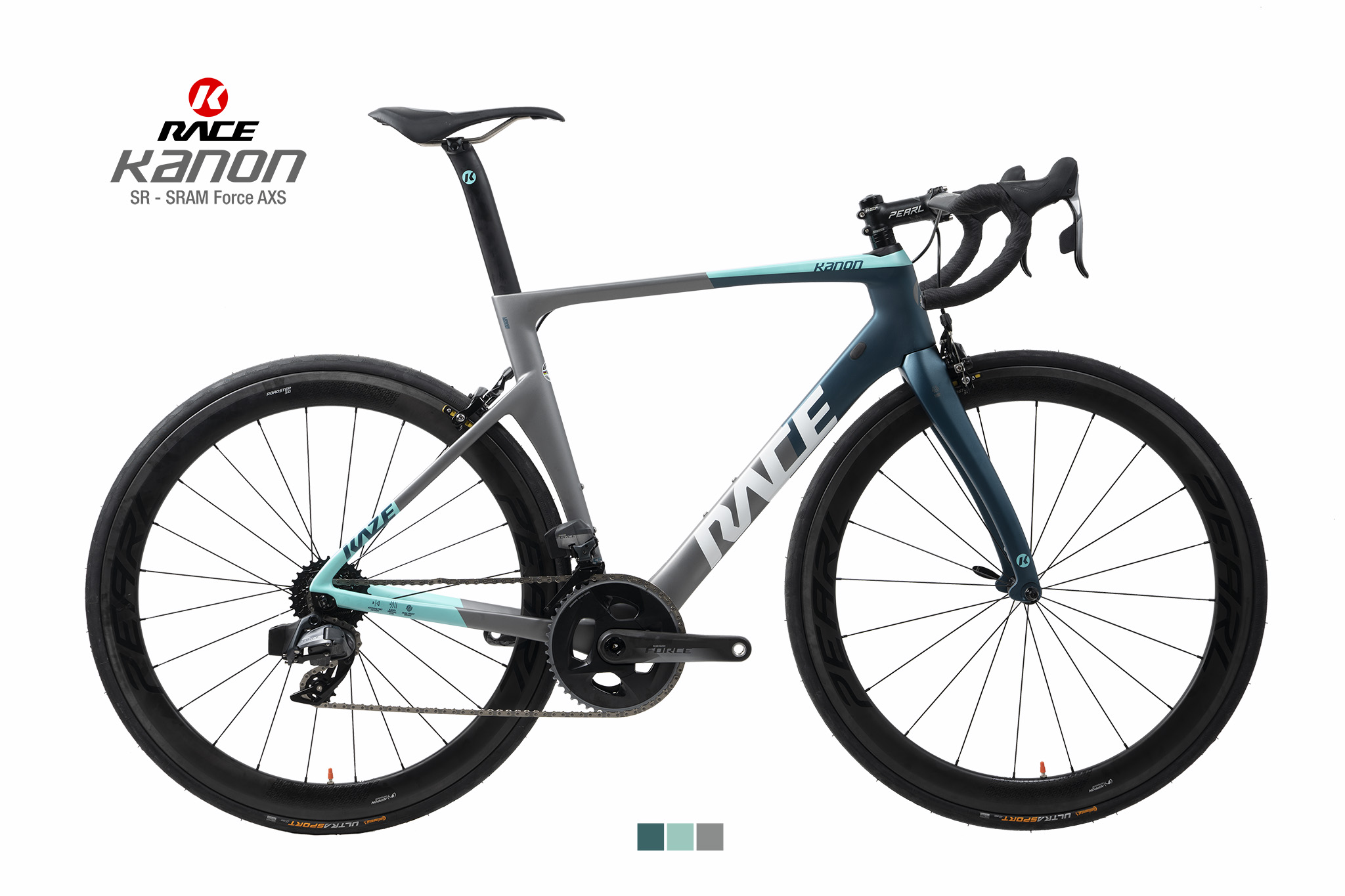 KAZE RACE | KANON DM-SR (SR version) SRAM Force eTap AXS™