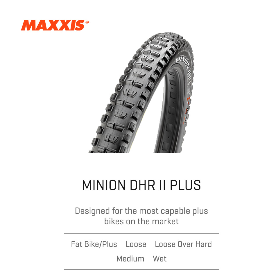MAXXIS | MINION DHR II