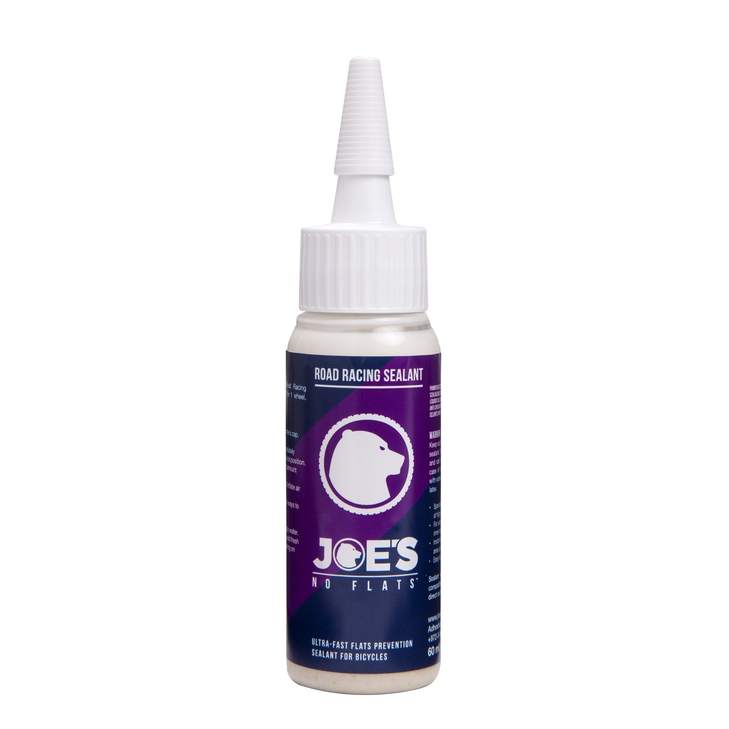 JOE'S NOFLAT | Road Racing Sealant – 60 ml / 2 oz