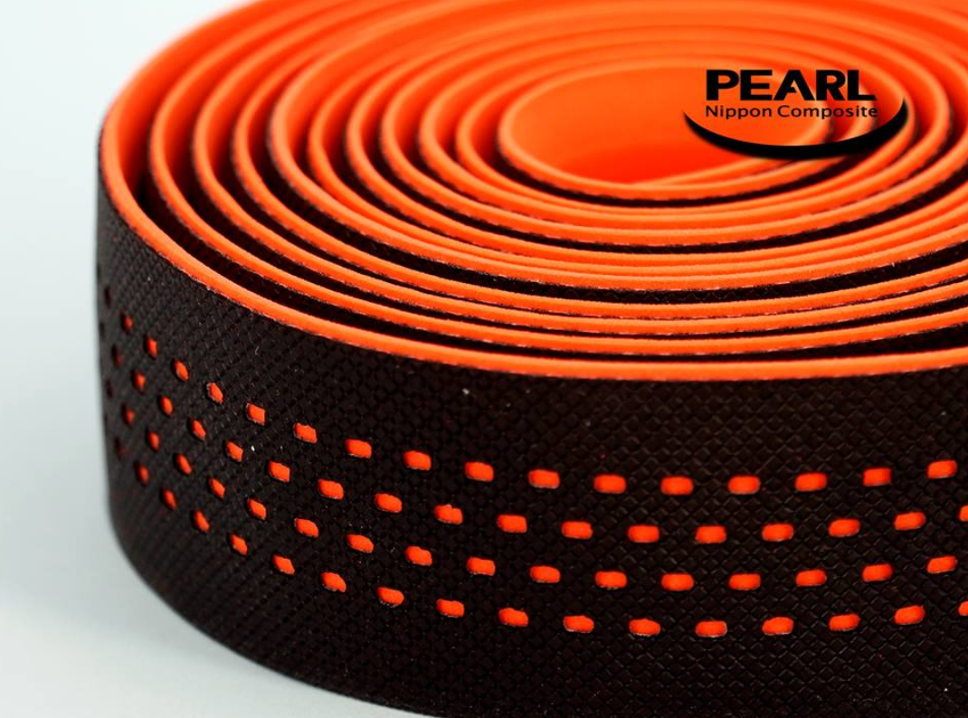 PEARL  Microfiber TWINTONE  3089HD2  BLACK/ORANGE