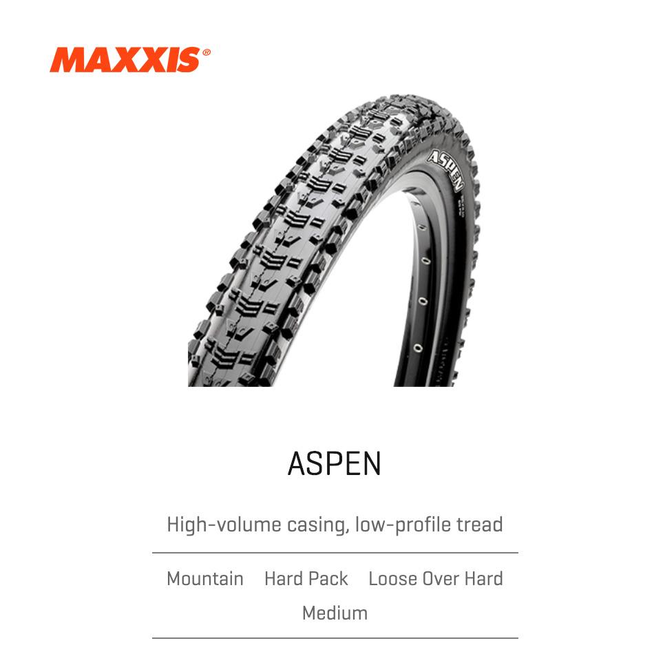 MAXXIS | ASPEN