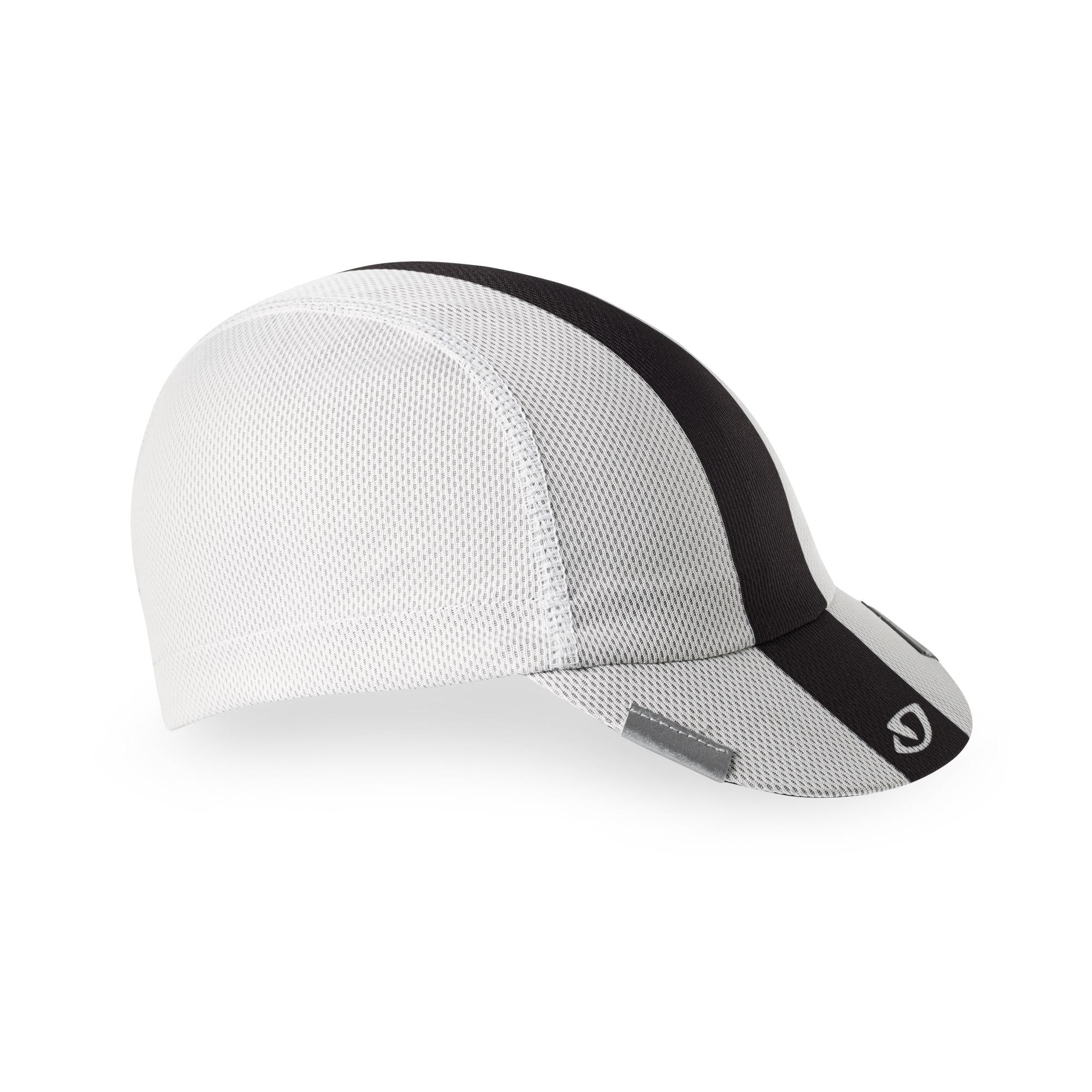 GIRO | PELOTON Cycling Cap White/black/grey