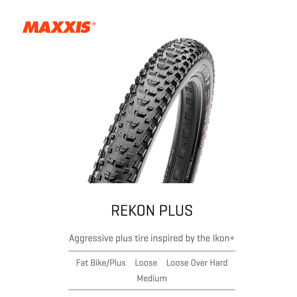 MAXXIS | REKON PLUS