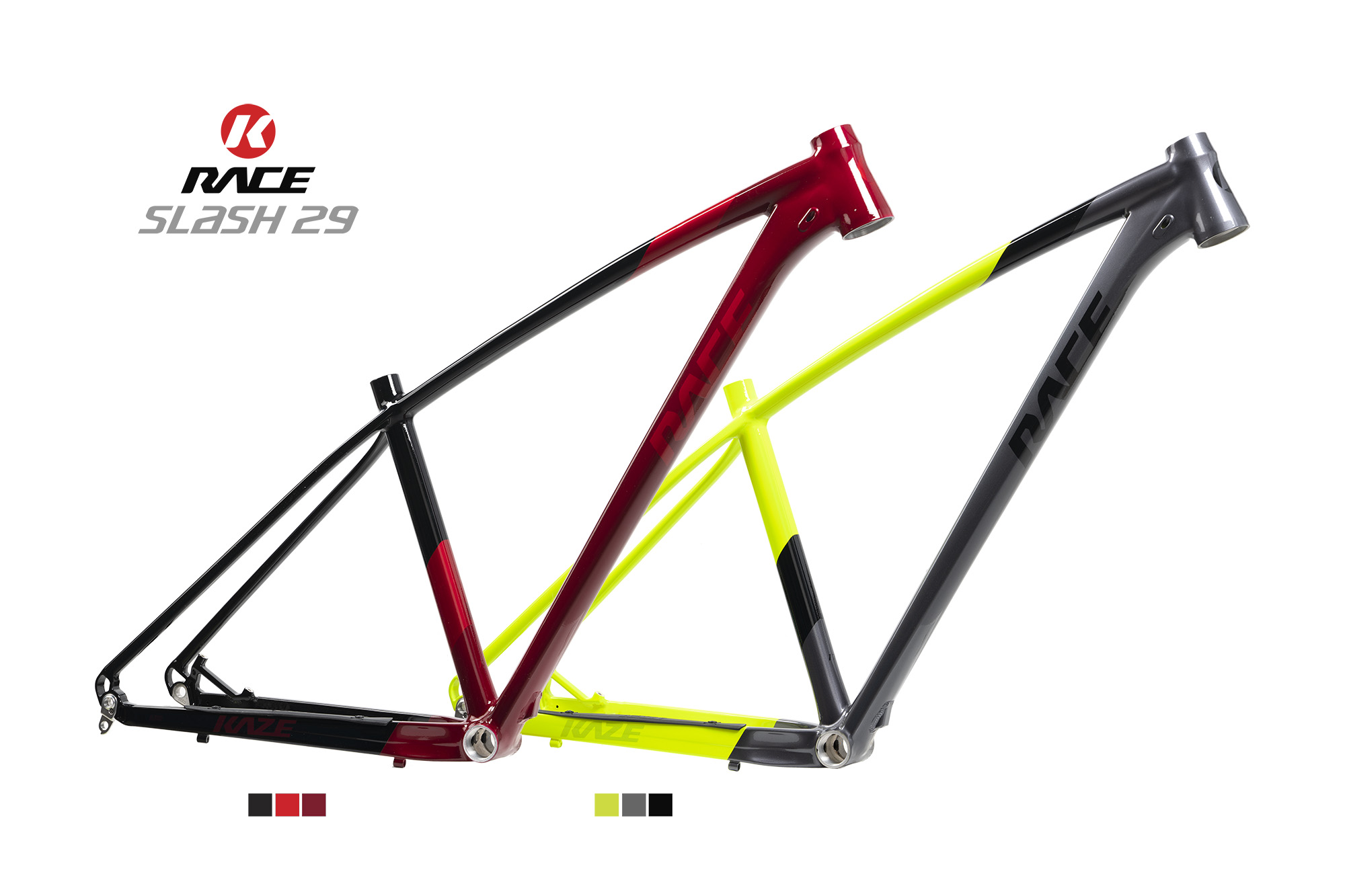 KAZE RACE | SLASH 29 Frameset (New Generation)