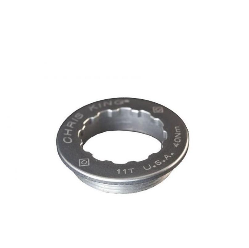CHRIS KING |  PART Lockring, 11t, ISO / Classic Titanium