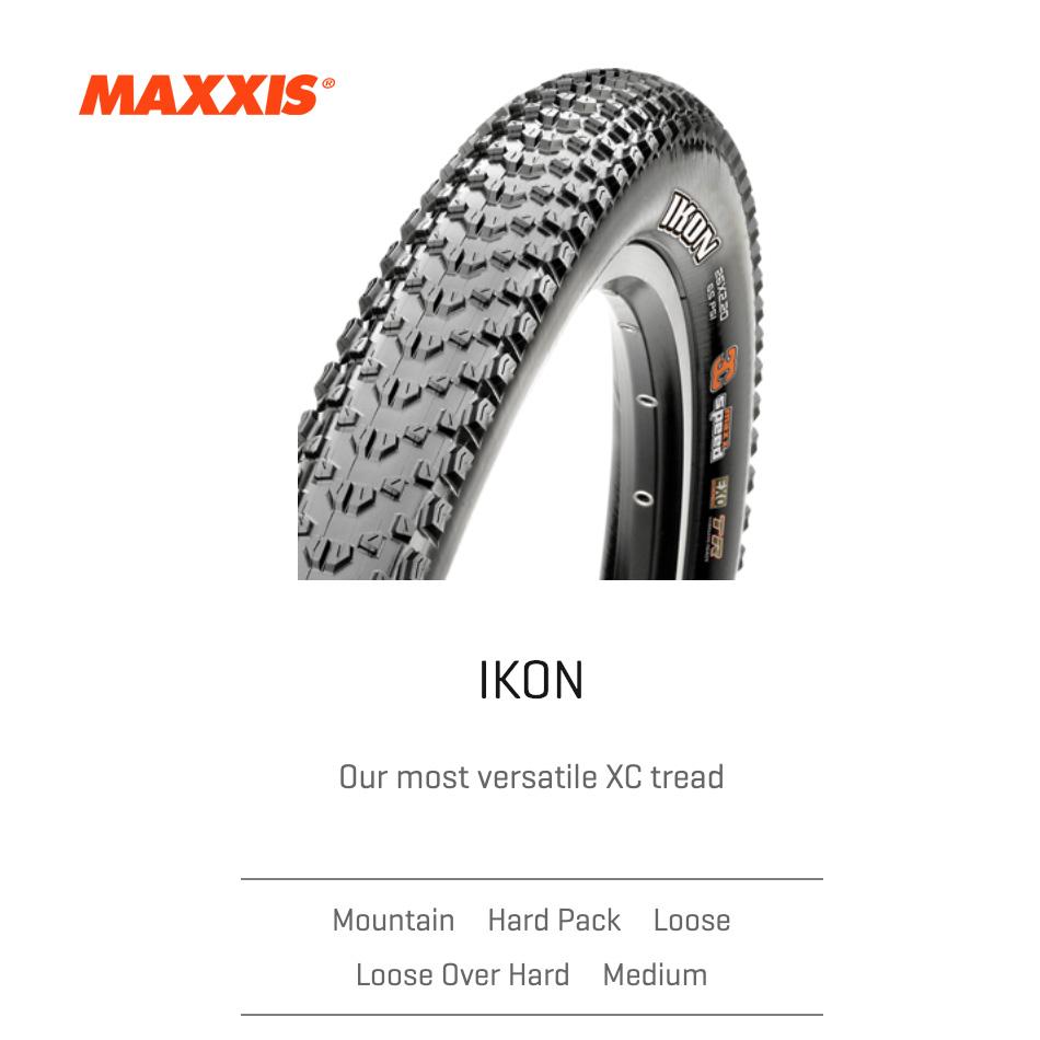 MAXXIS | IKON