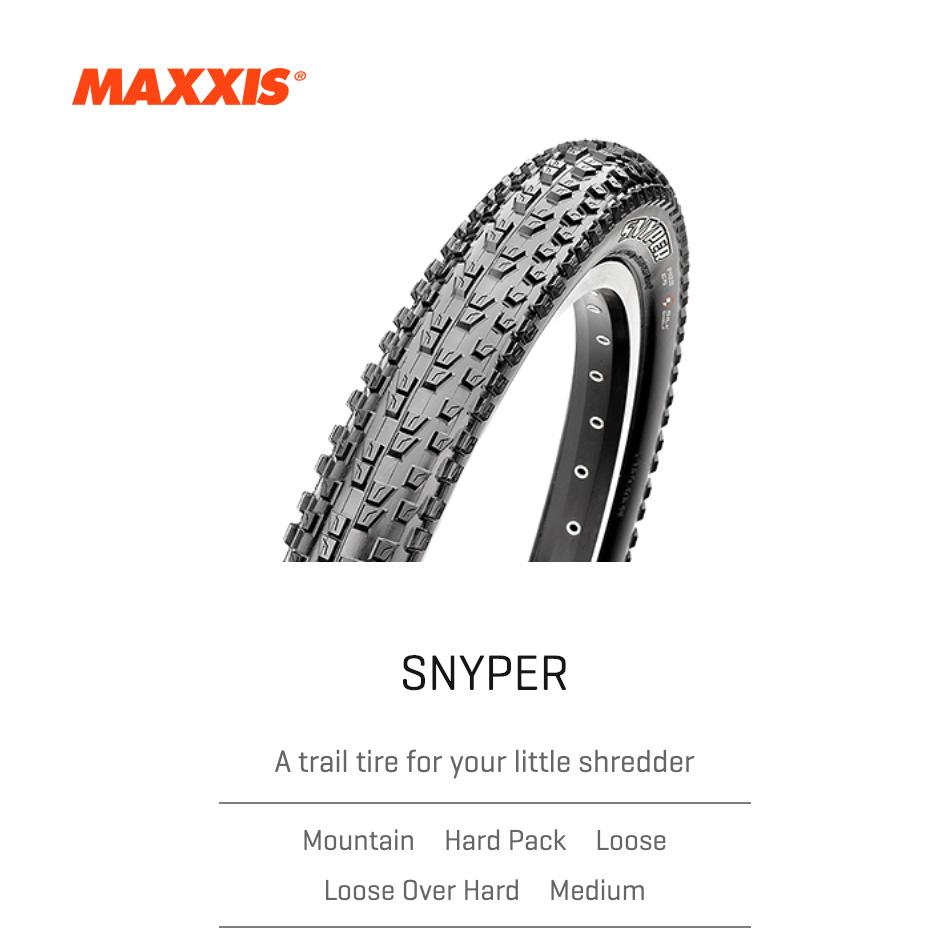 MAXXIS | SNYPER