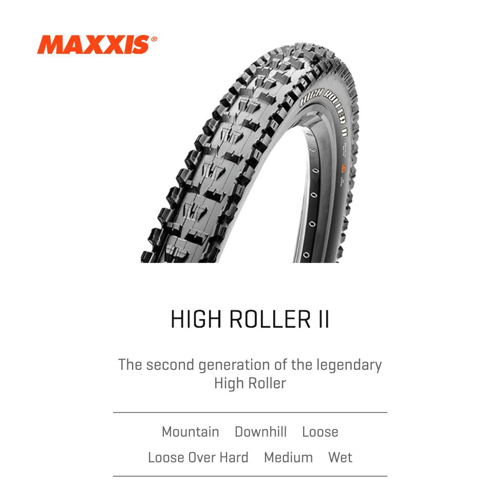 MAXXIS | HIGH ROLLER II