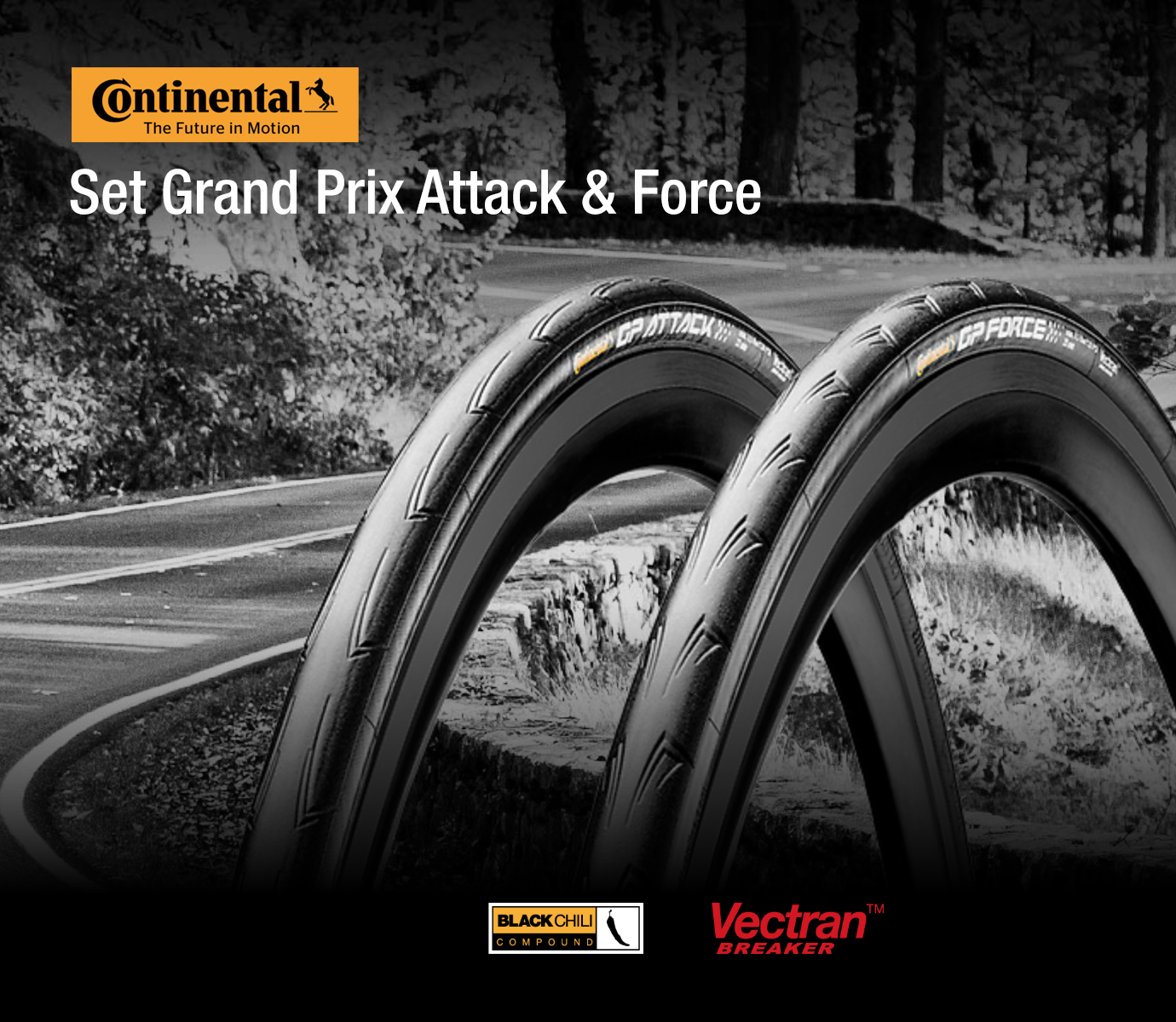 CONTINENTAL  Grand Prix Attack & Force