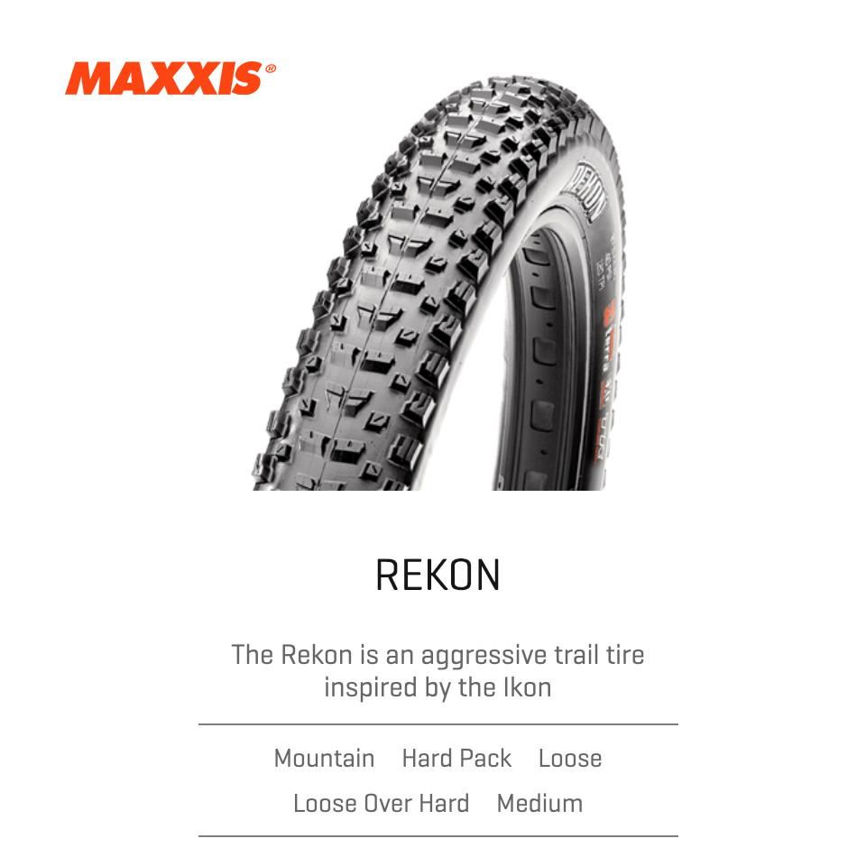 MAXXIS | REKON