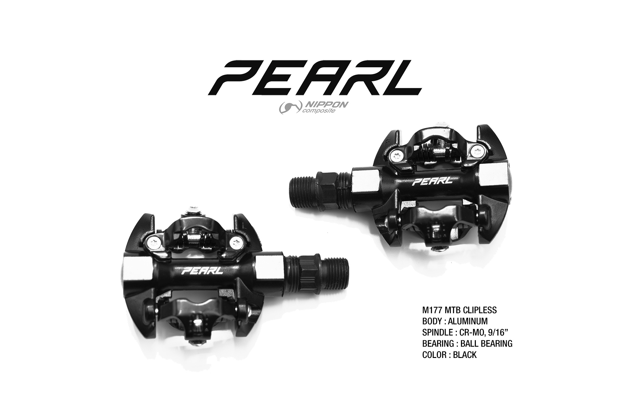 PEARL | MTB Pedal M177