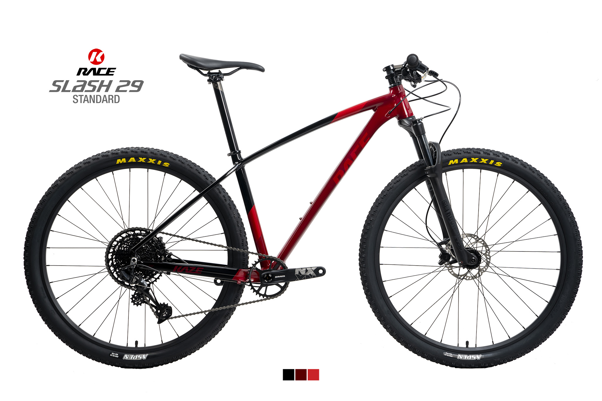 KAZE RACE | SLASH 29 SRAM NX (Standard Version)