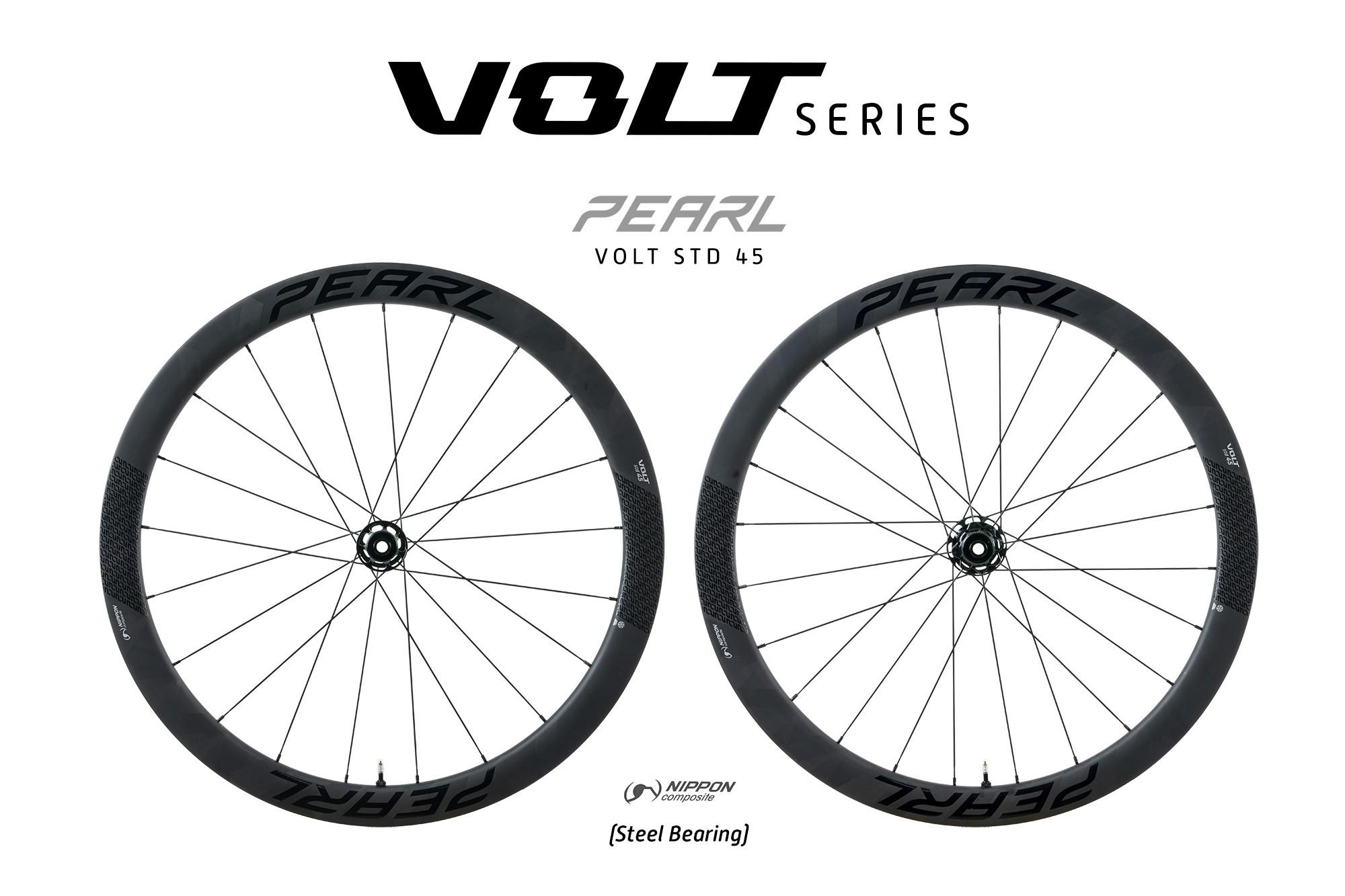PEARL   VOLT Series  VOLT 45 Disc (Steel Bearings)
