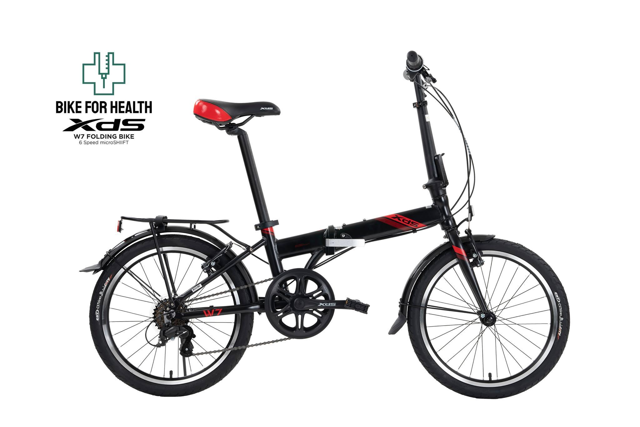 XDS | Floding Bike W7 20