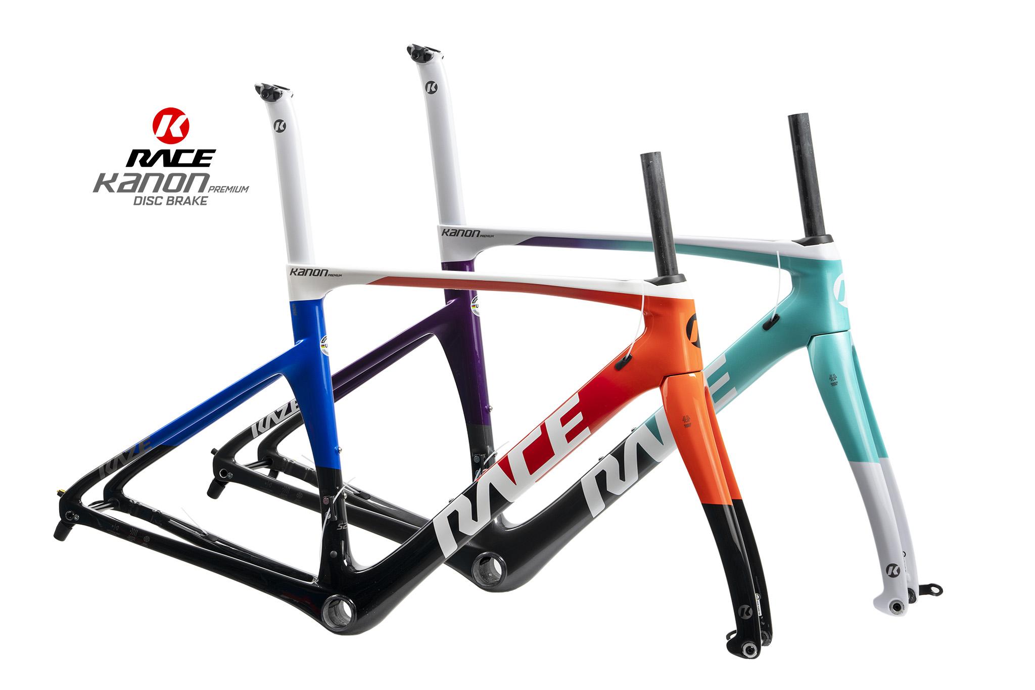 KAZE RACE | KANON 2020 Premium (Frame set) Disc Brake