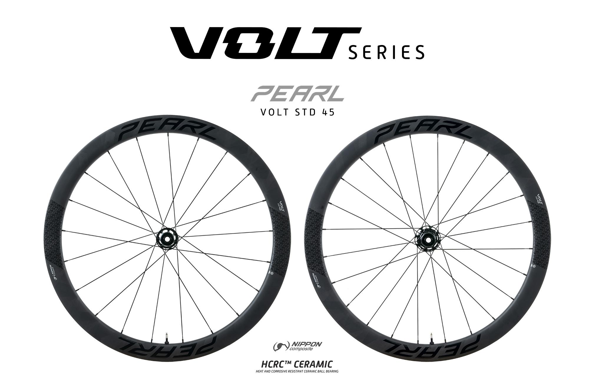 PEARL   VOLT Series VOLT 45 Disc (HCRC Ceramic Bearing)