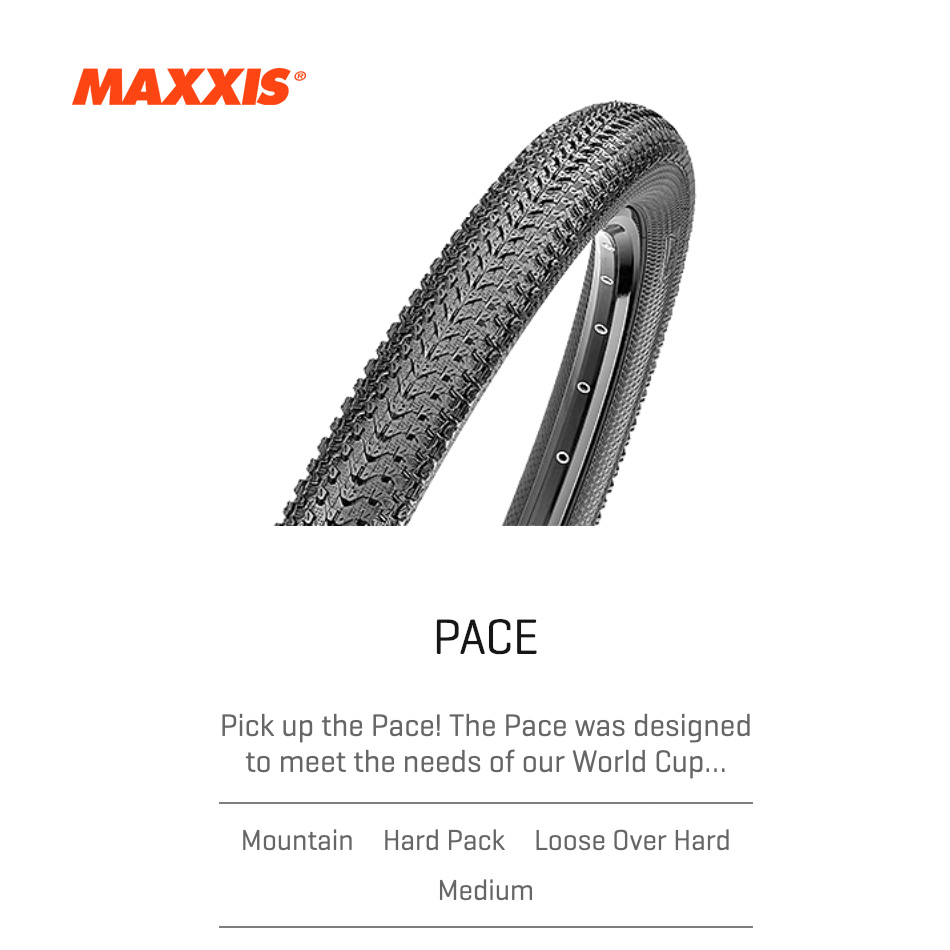 MAXXIS | PACE