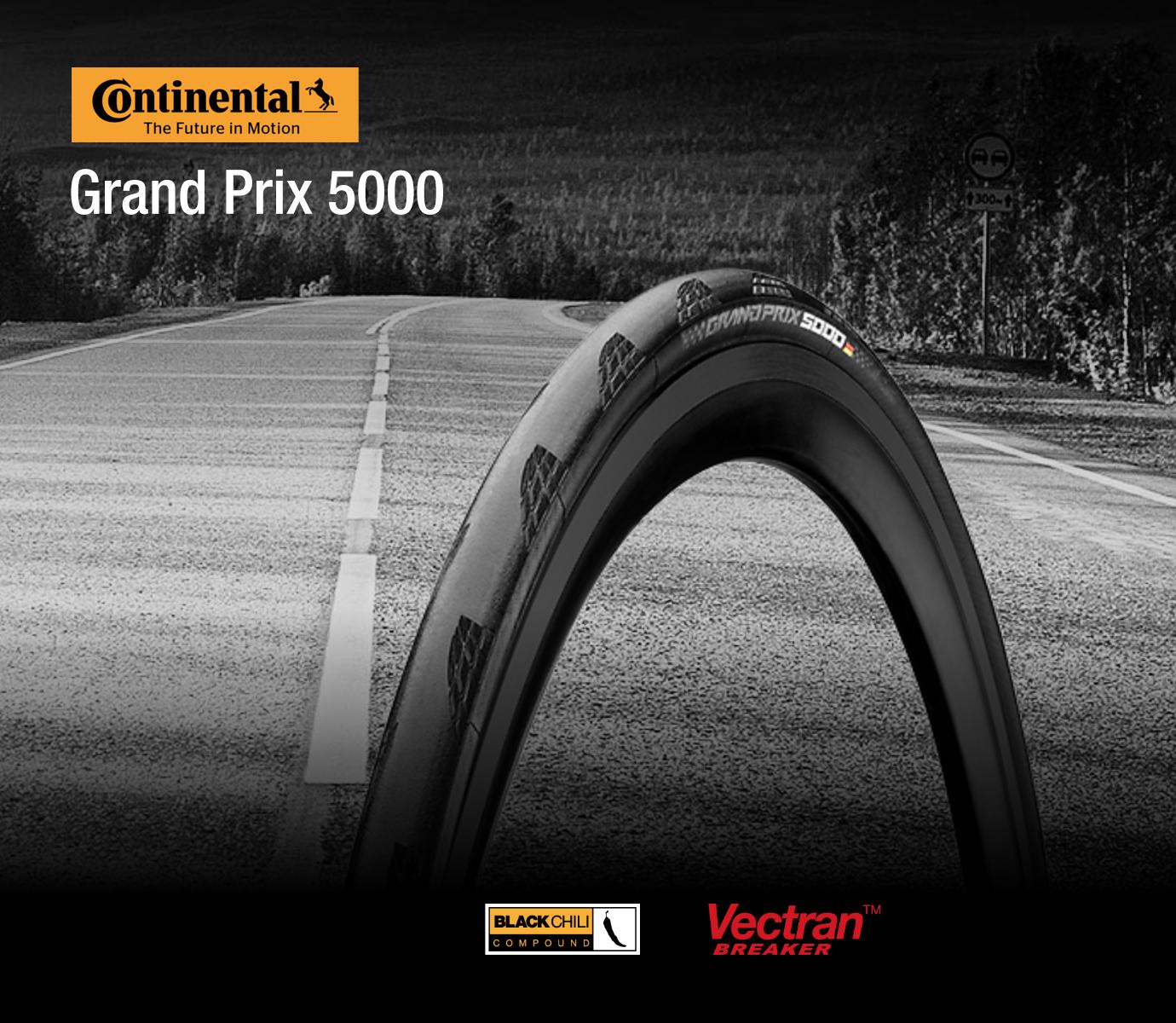 CONTINENTAL | GRAND PRIX 5000